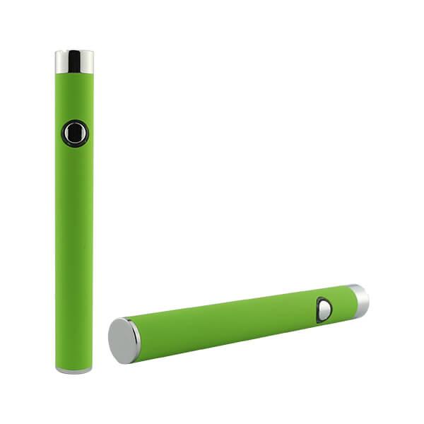 510 thread battery for CBD Cartridge green color
