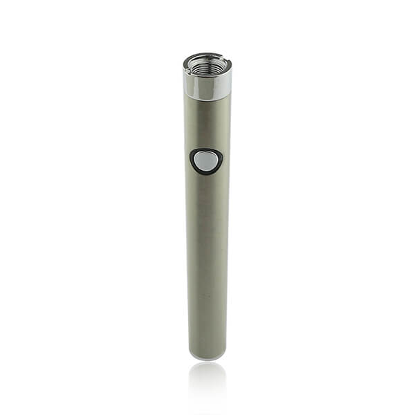 510 thread battery for CBD Cartridge stainless color