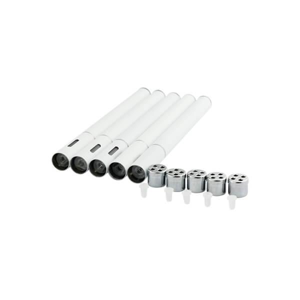 disposable oil pen CBD oil Pen white color