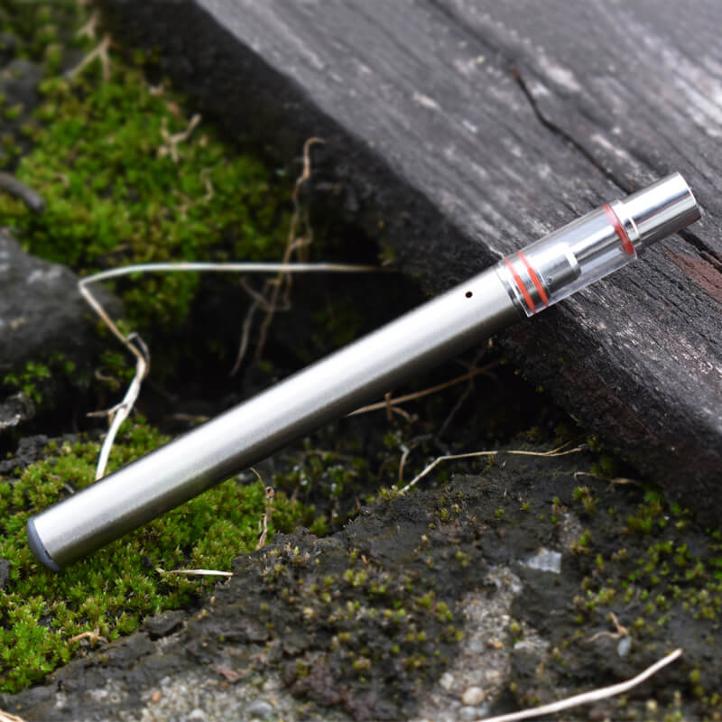 best concentrate pen sliver color