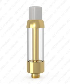 2 gram dab cart bull cart gold color