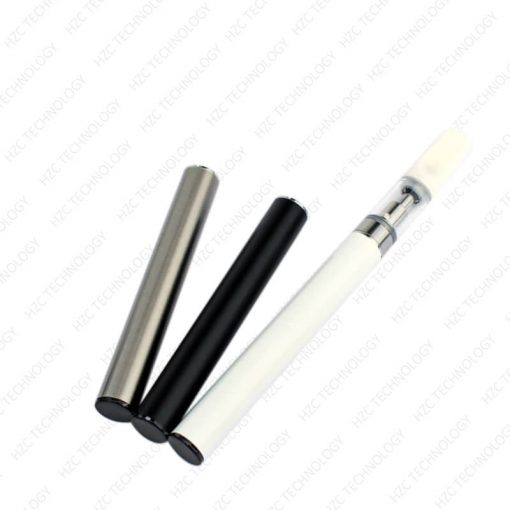 ccell battery attached cartridge buttonless oil pen