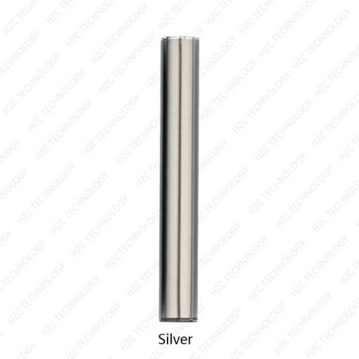 ccell battery buttonless oil pen silver color