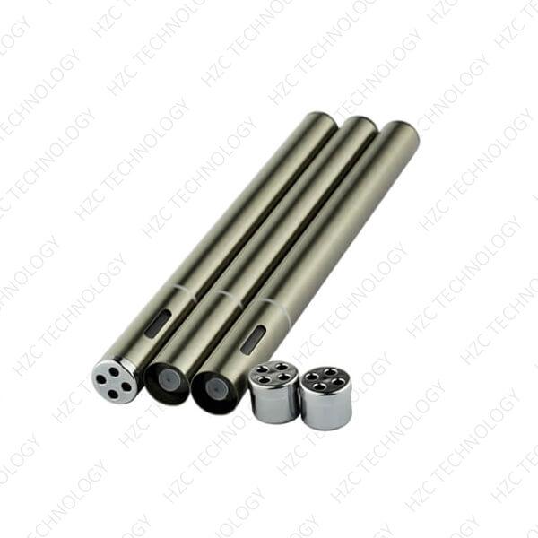 disposable pen D1 Pen silver-color-full set