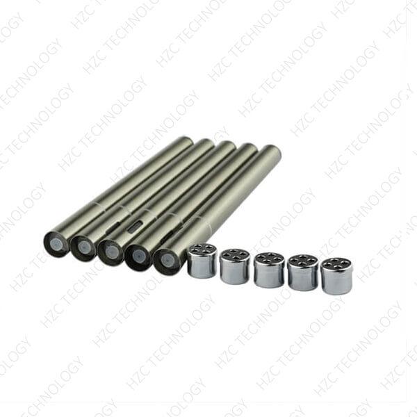 disposable pen D1 Pen silver-color side show