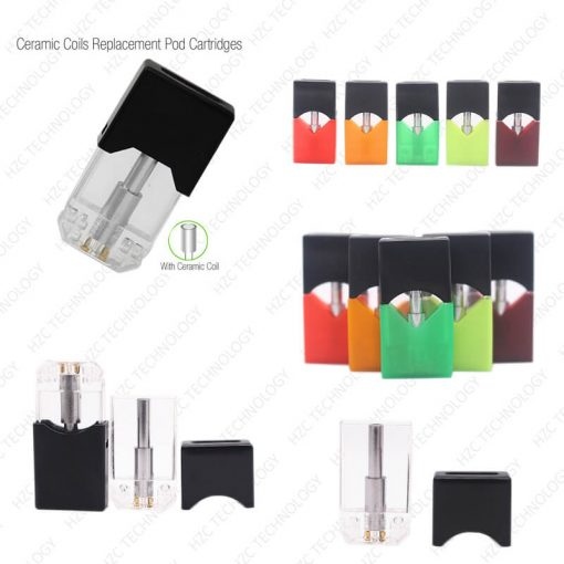 juul compatible refillable pods