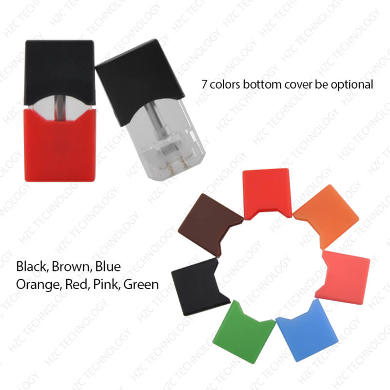 juul compatible refillable pods color show