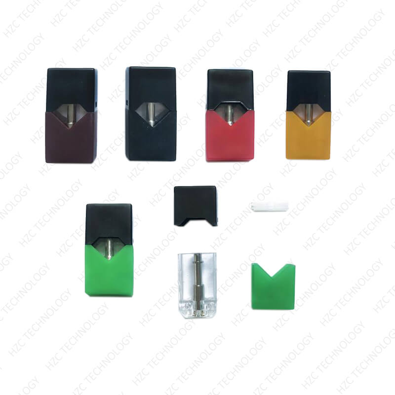juul compatible refillable pods color
