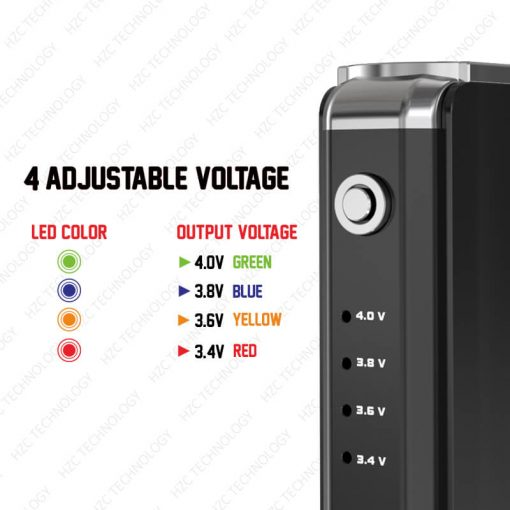 volt wax pen D box voltage adjustable