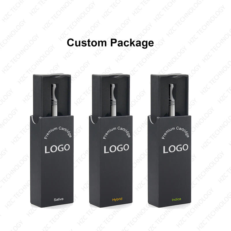 wax cartridge packaging paper box 10
