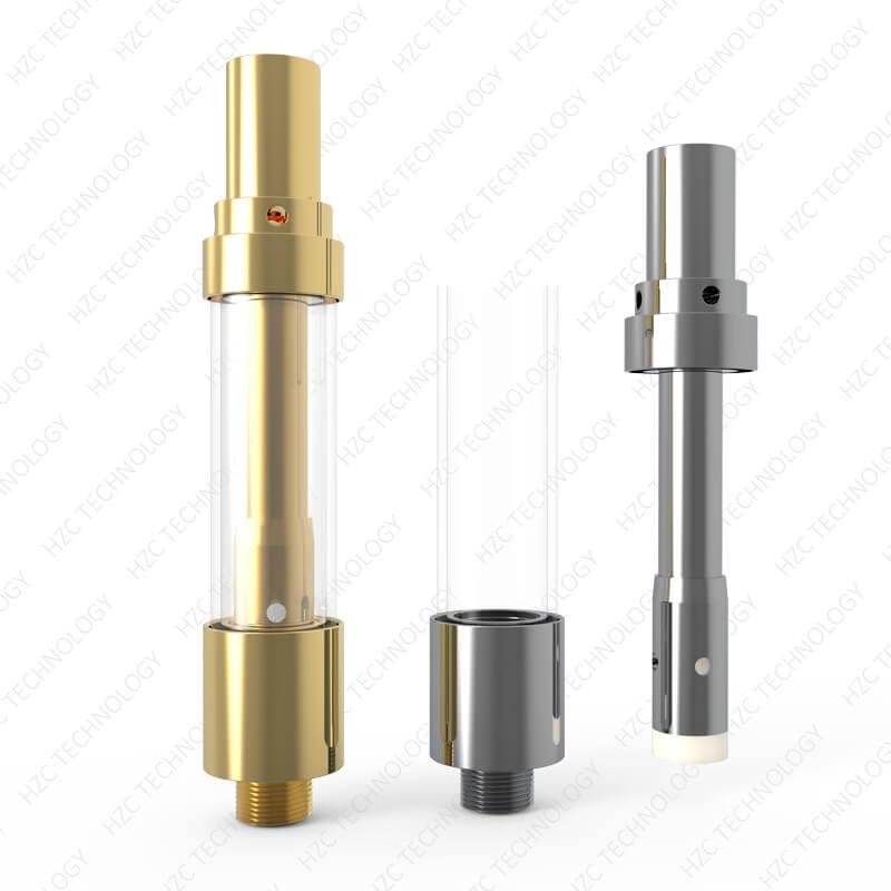 510 cartridges empty bulk wholesale Liberty V14 Gold color