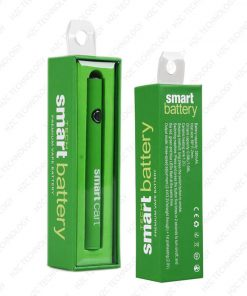 510 thread battery variable voltage Organic Smart Battery in gift box