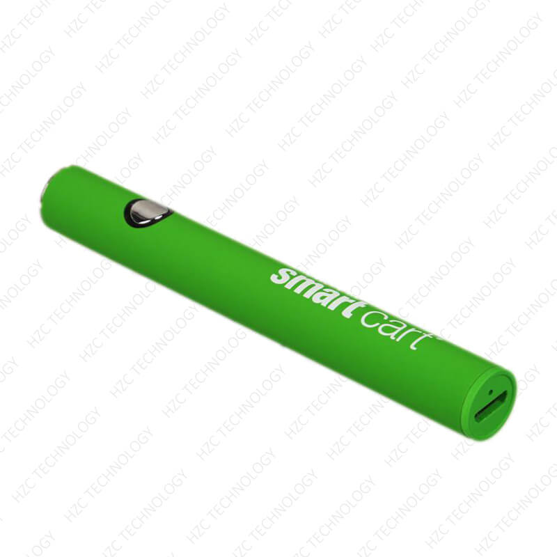 510 thread battery variable voltage Organic Smart Battery with USB port