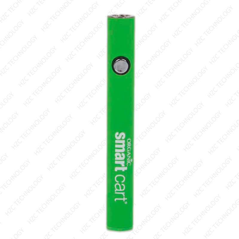 510 thread battery variable voltage Organic Smart Battery