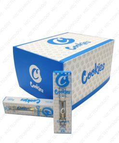 London Poundcake Cookie vape Cartridge refillable oil cartridges single and pack box