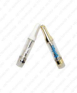London Poundcake Cookie vape Cartridge refillable oil cartridges two color