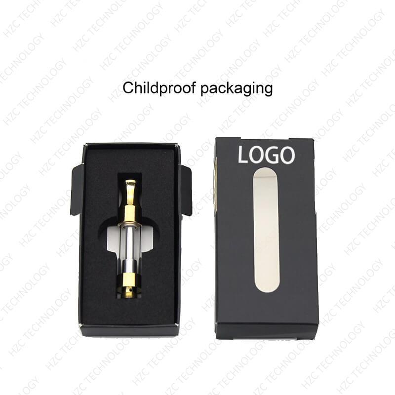 wax cartridge packaging paper box 3