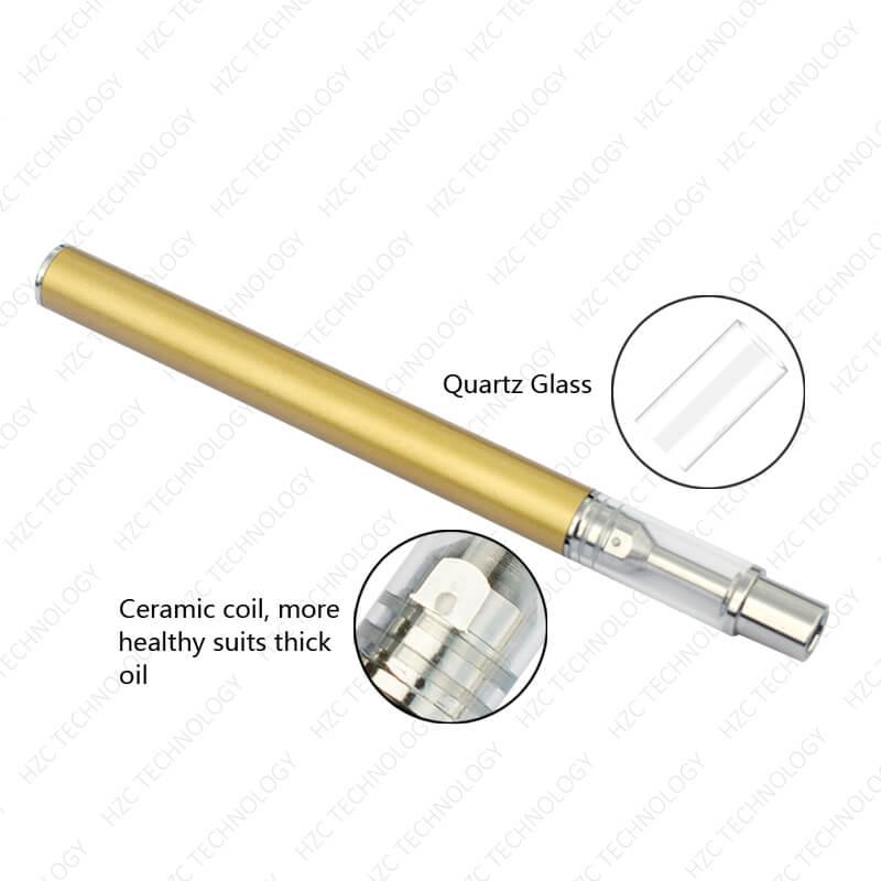 disposable dab pen gold color show details