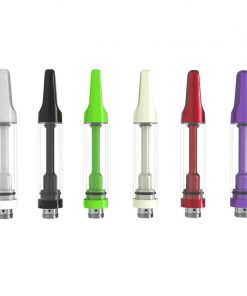 Full ceramic vape cartridge C1 side