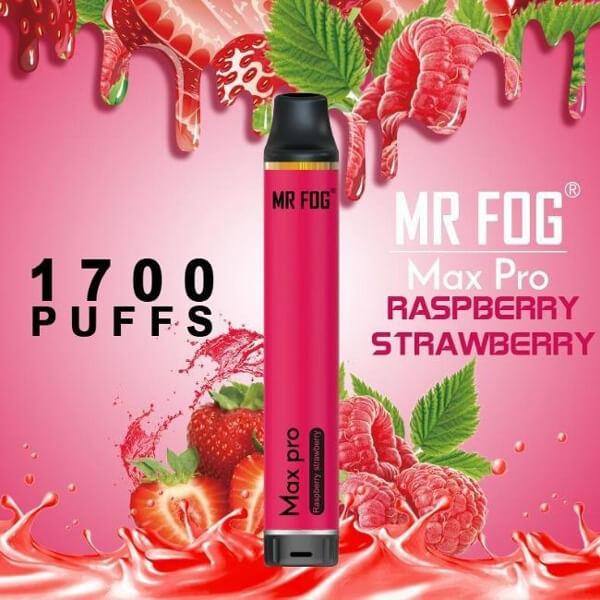 Mr-Fog-max-pro-paspberry-strawberry
