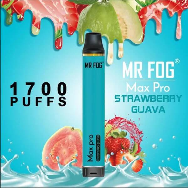 Mr-Fog-max-pro-strawberry-guava