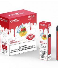Kangvape-ONEE-stick-disposables-banana-strawberry-ice