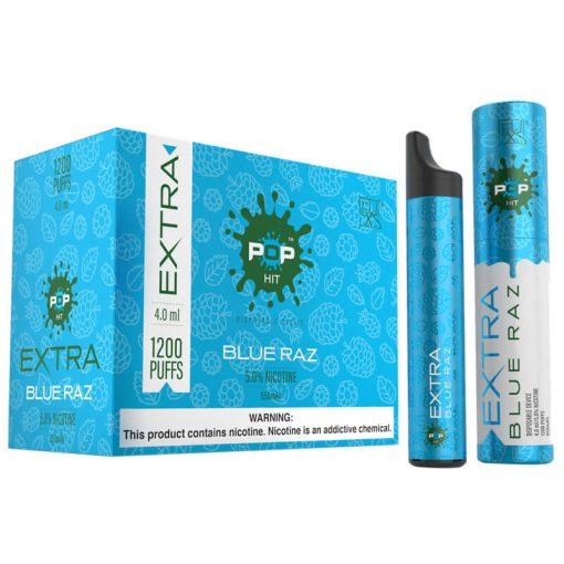 POP-Xtra-disposable-vape-device-bulk-wholesale-Blue-Razz-flavor