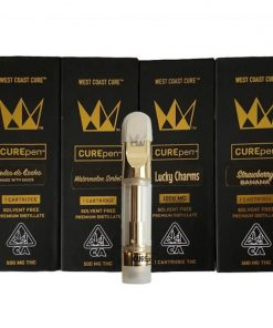West-Coast-Cure-Cartridge-Packaging-Bulk-Wholesale-carts-and-package-show