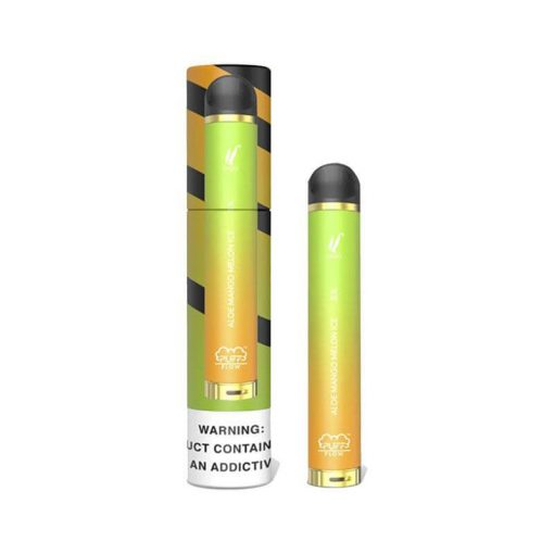 puff-flow- disposable aloe-mango-melon-ice-flavor