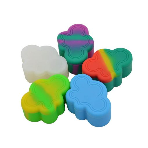 22ml color cloud dab wax container show