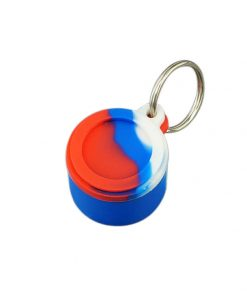 6ml Silicone Dab Containers Bulk Wholesale red blue color