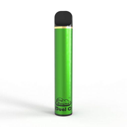 Fog-bound-Dual-C-bright-green