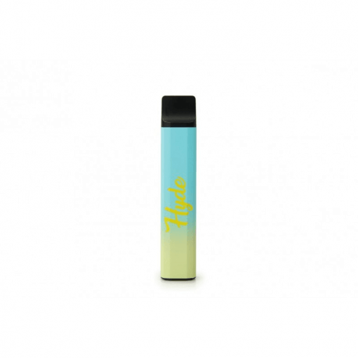 Hyde Edge 3300 puffs recharge disposable vape device banana ice flavor