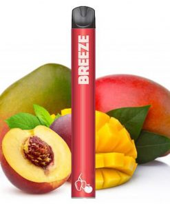 Breeze-smoke-800-puff-disposable-vape-device-Mango-Peach