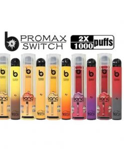 bang_pro max_switch_2_in_1_double_flavors disposables collection